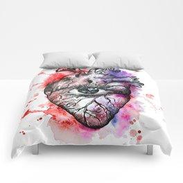 The heart Comforters