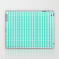 LINES in MINT Laptop & iPad Skin