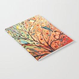 27 Birds Notebook