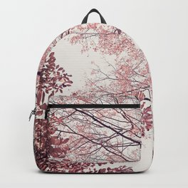 The Trees – Pink n' Bright Backpack
