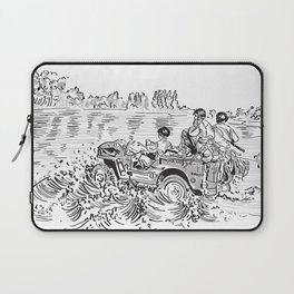 1944 Willys Jeep Laptop Sleeve