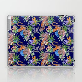 Tiger Print Laptop & iPad Skin