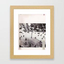 fun times Framed Art Print