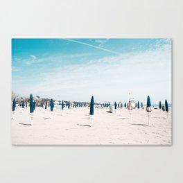 Lido di Venezia Canvas Print