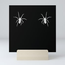 Halloween Spider Spiders Tarantula Monster Mini Art Print