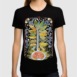 Turtle nest by the Tree T-shirt