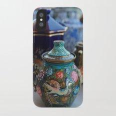 Tea iPhone X Slim Case