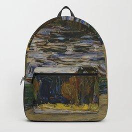 Wassily Kandinsky - München – Englischer Garten Backpack