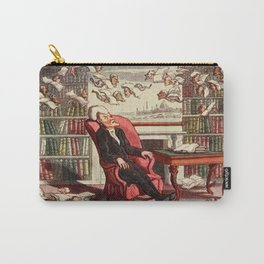Doctor Syntax Carry-All Pouch