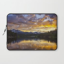 Mile High Sunset Laptop Sleeve