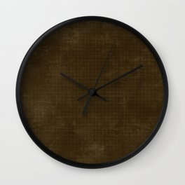 hone color-Solid fashion and decoration style Wall Clock