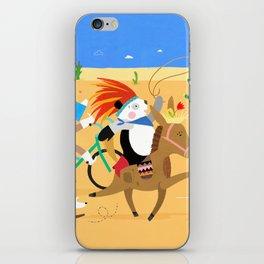 Yee-ha! iPhone Skin