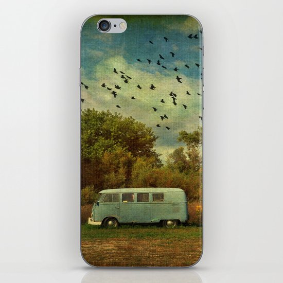 Road Trip iPhone & iPod Skin