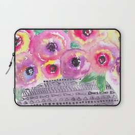 Overgrown and Overjoyed Laptop Sleeve