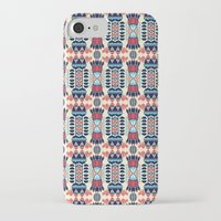 camp iPhone & iPod Cases featuring Camp by Daniac Design