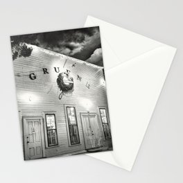 Gruene Hall - Oldest Dance Hall in Texas Stationery Cards