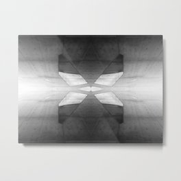 Visions from the Future - Tokyo Metal Print