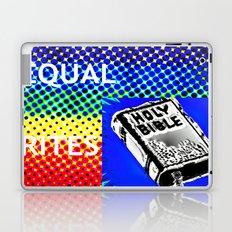 EQUAL RITES Laptop & iPad Skin