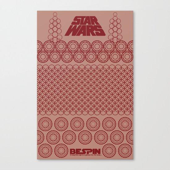 Star Wars- Bespin Canvas Print