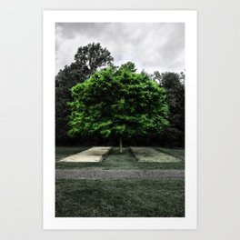Couldn't Stand to be Alone Without You Art Print