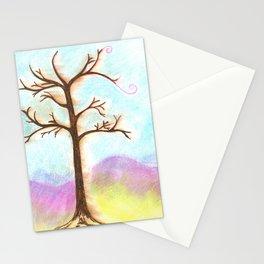 Tree Aura Stationery Cards