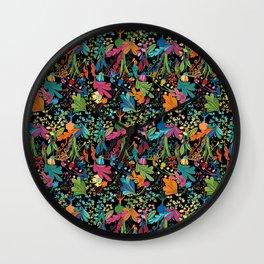 Venus in color Wall Clock