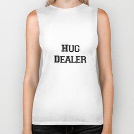 Hugs Biker Tank