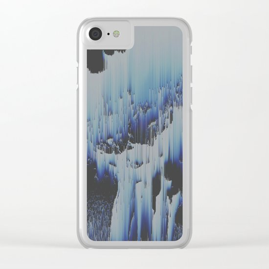 On Ice Clear iPhone Case