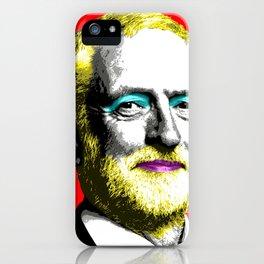 Marilyn Corbyn - Red iPhone Case
