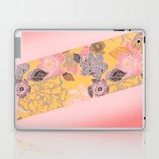 Jungle Blossoms Laptop & iPad Skin