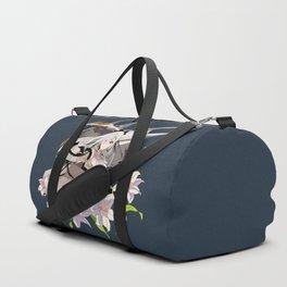 Lady and Dragon Duffle Bag