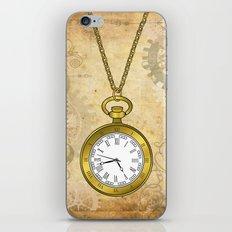 Tempus Fugit iPhone & iPod Skin