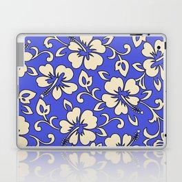 Malia Hawaiian Hibiscus Aloha Shirt Print Laptop & iPad Skin