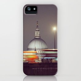 Waterloo Bridge, London iPhone Case
