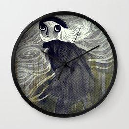 lost girl  Wall Clock