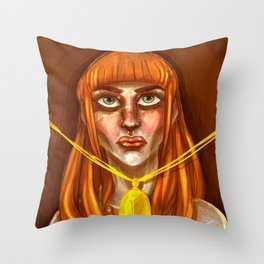 the Lorraine Throw Pillow
