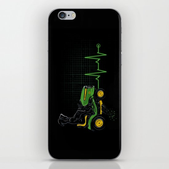 Modern Times iPhone & iPod Skin