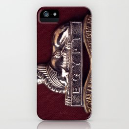 Royal Lincolnshire Regiment iPhone Case