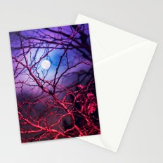 FULL MOON - for iphone Stationery Cards