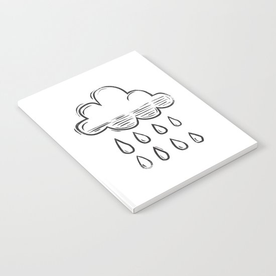 Rain cloud Notebook