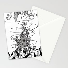 Hide and Seek: Cocoon Stationery Cards