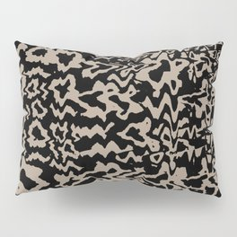 Keyhole Screen Waves (Landscape) Pillow Sham