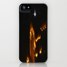 Chicago's Goddess of Grain (Chicago Architecture Collection) iPhone Case