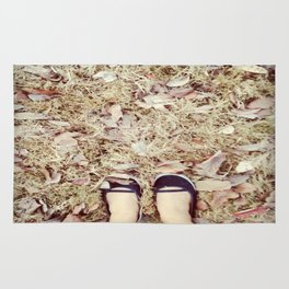 TRACK AND TRAIL Rug