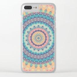 Mandala 350 Clear iPhone Case