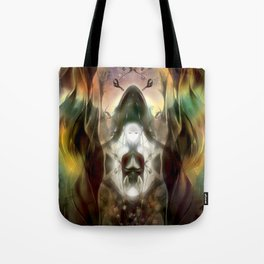 Silent Tranquility  Tote Bag