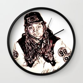 King Louie Wall Clock