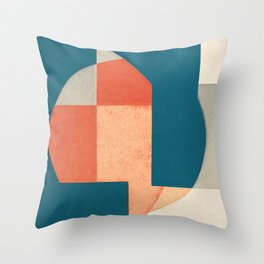 Shared Use Throw Pillow
