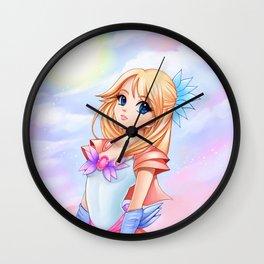 Heavens reach Wall Clock