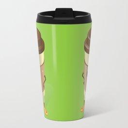 Happy Coffee Travel Mug